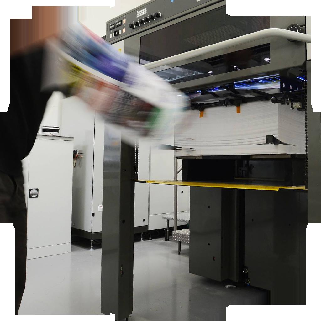 Snows Printing Press