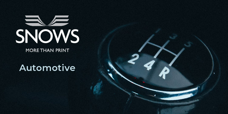 Automotive Print Products